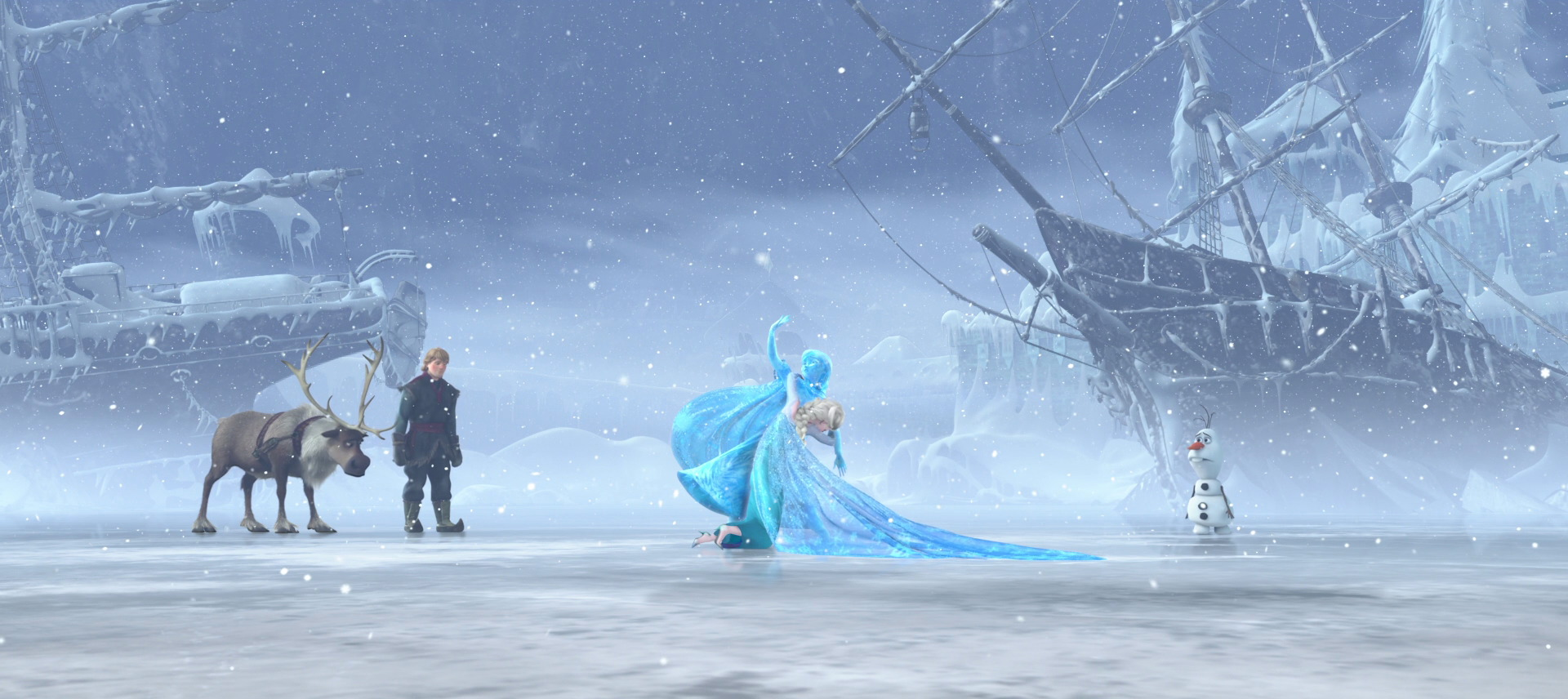 The Past Lives of Disney's Frozen | Prologue to a Blog